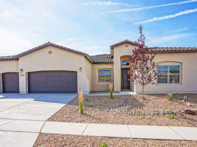 5453 Pikes Peak Loop NE, Rio Rancho, NM 87144 (MLS #956724) :: The Buchman Group