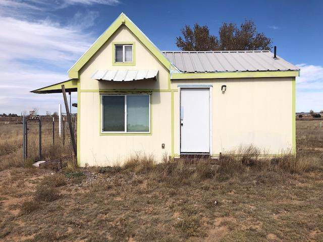 15 Windward Drive, Moriarty, NM 87035 (MLS #956767) :: The Buchman Group