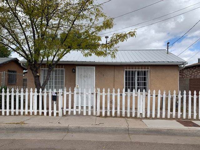 515 Marble Avenue NE, Albuquerque, NM 87102 (MLS #956895) :: Campbell & Campbell Real Estate Services