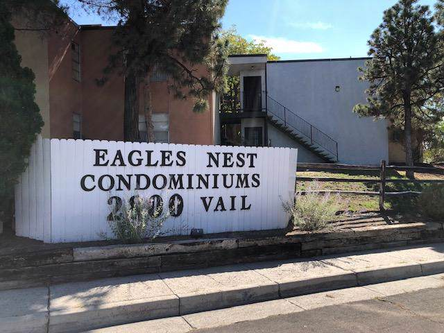 2800 Vail Avenue SE #130, Albuquerque, NM 87106 (MLS #957007) :: Campbell & Campbell Real Estate Services