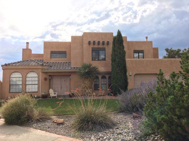 1405 Wells Drive NE, Albuquerque, NM 87112 (MLS #957388) :: Campbell & Campbell Real Estate Services