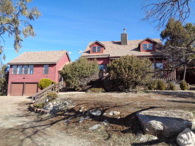 211 Skyland Boulevard, Tijeras, NM 87059 (MLS #957488) :: Campbell & Campbell Real Estate Services