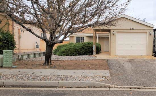 996 Harrison Drive NE, Rio Rancho, NM 87144 (MLS #957572) :: Campbell & Campbell Real Estate Services
