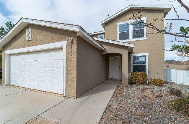 3709 Rancher Loop NE, Rio Rancho, NM 87144 (MLS #957637) :: Campbell & Campbell Real Estate Services