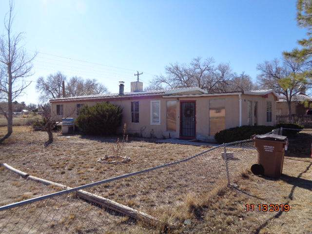 806 Joseph Street, Estancia, NM 87016 (MLS #957780) :: The Buchman Group