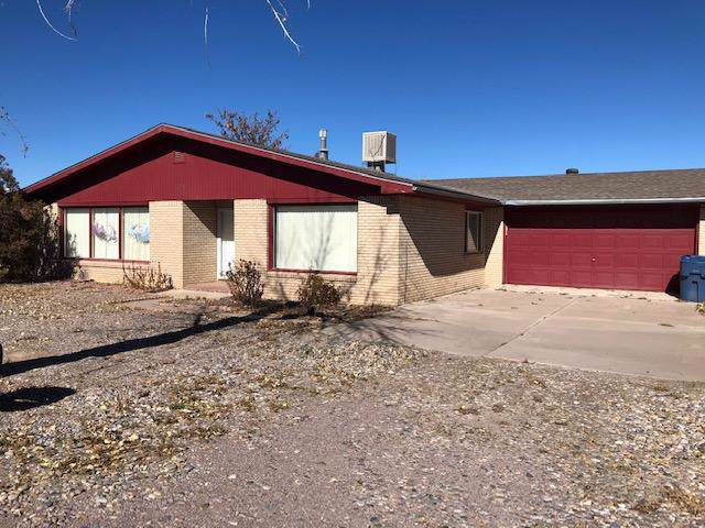 638 Newberry Road, Socorro, NM 87801 (MLS #957982) :: Campbell & Campbell Real Estate Services