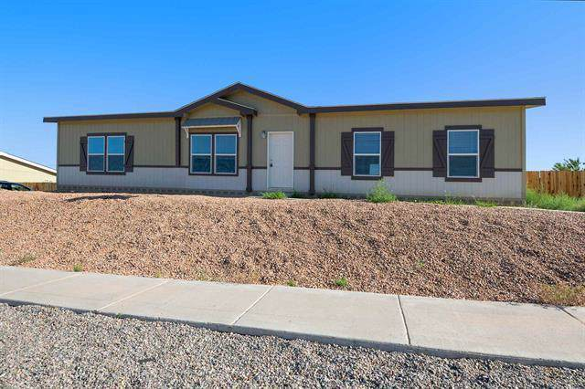 1741 Desert Vista Drive, Espanola, NM 87532 (MLS #958025) :: Campbell & Campbell Real Estate Services