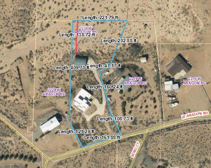 2220 Aragon Road, Belen, NM 87002 (MLS #958048) :: Campbell & Campbell Real Estate Services