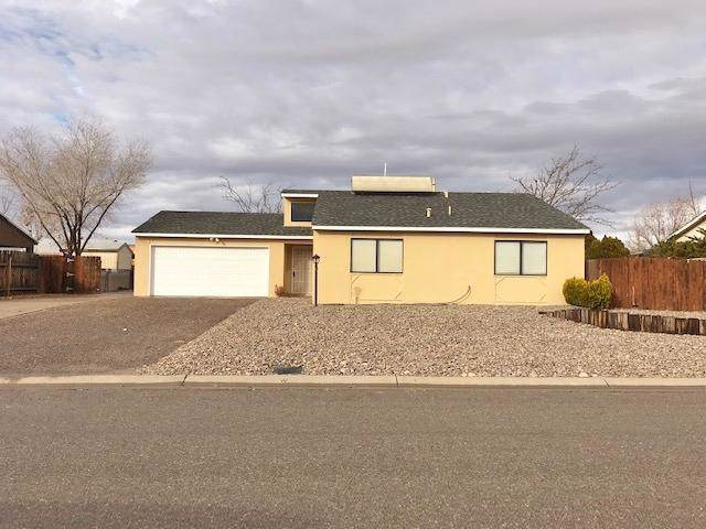 56 Corsica Drive SE, Rio Rancho, NM 87124 (MLS #958114) :: Campbell & Campbell Real Estate Services