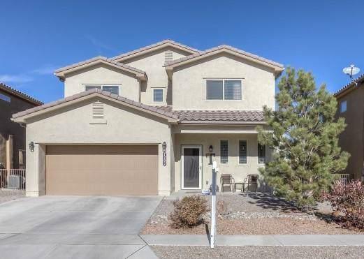 7202 Wasilla Drive NE, Rio Rancho, NM 87144 (MLS #958164) :: Campbell & Campbell Real Estate Services
