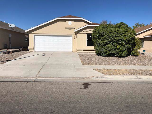 5509 Summer Ridge Road NW, Albuquerque, NM 87114 (MLS #958408) :: Campbell & Campbell Real Estate Services
