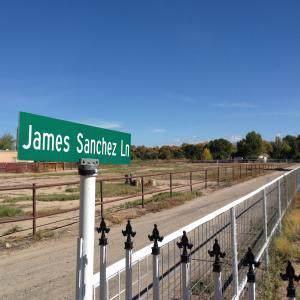James Sanchez Lane, Los Chavez, NM 87002 (MLS #958441) :: Campbell & Campbell Real Estate Services