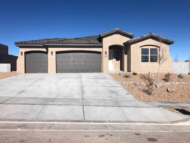 1819 Castle Peak Loop NE, Rio Rancho, NM 87144 (MLS #958527) :: Campbell & Campbell Real Estate Services