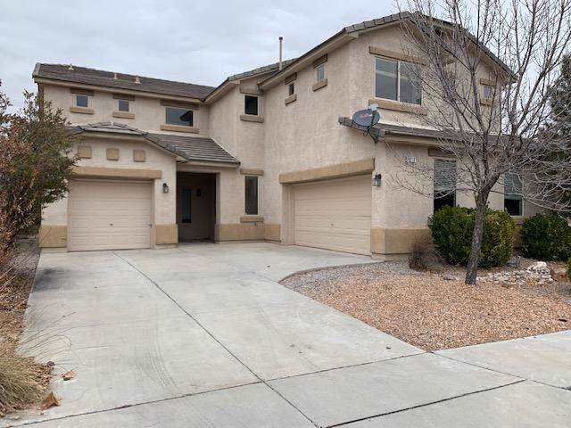 8019 Sand Springs Road NW, Albuquerque, NM 87114 (MLS #958739) :: The Bigelow Team / Red Fox Realty