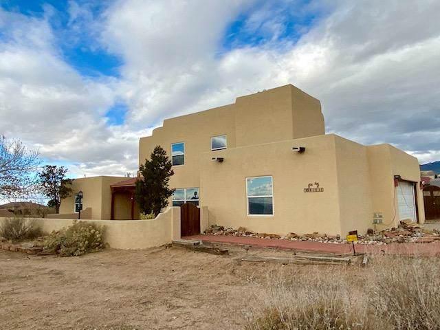 9101 Alameda Boulevard NE, Albuquerque, NM 87122 (MLS #958866) :: Campbell & Campbell Real Estate Services