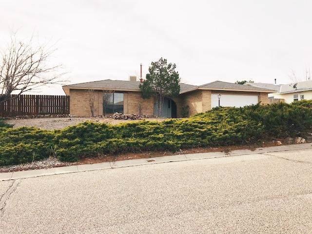4620 Limestone Drive NE, Rio Rancho, NM 87124 (MLS #958971) :: Campbell & Campbell Real Estate Services