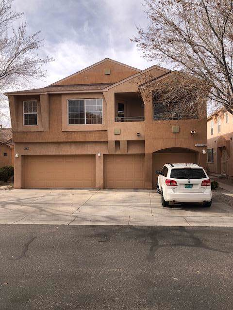 6501 San Antonio Drive NE #2801, Albuquerque, NM 87109 (MLS #958981) :: Campbell & Campbell Real Estate Services