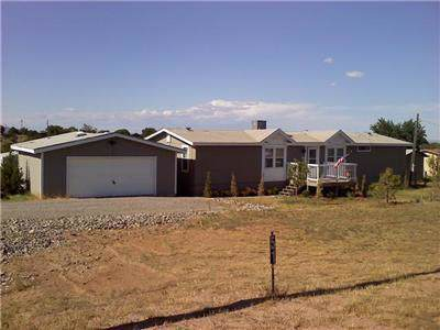 51 Park Road # A, Edgewood, NM 87015 (MLS #959885) :: Campbell & Campbell Real Estate Services