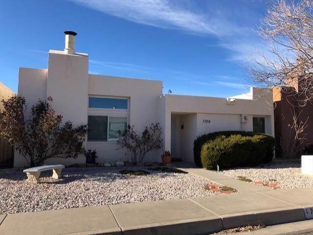 7109 Hollis Street NE, Albuquerque, NM 87109 (MLS #959987) :: Silesha & Company