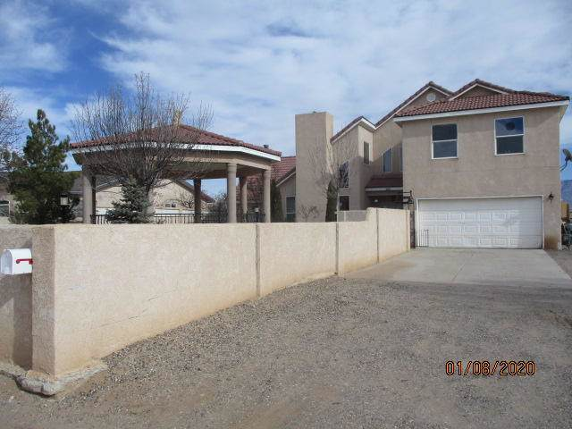 1660 14TH Street SE, Rio Rancho, NM 87124 (MLS #960089) :: Campbell & Campbell Real Estate Services