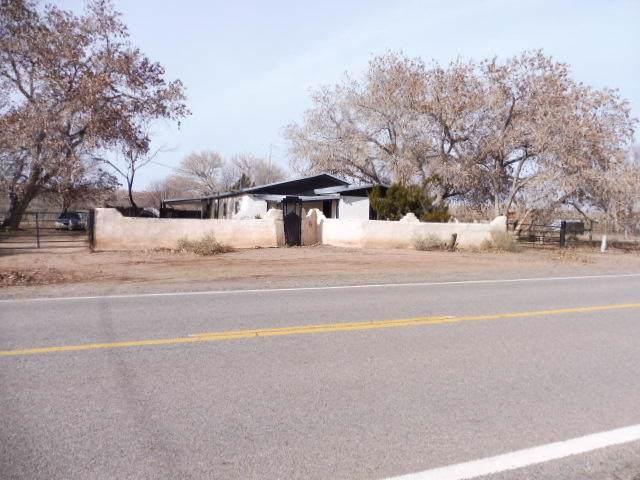599 Highway 116, Bosque, NM 87006 (MLS #960172) :: The Buchman Group