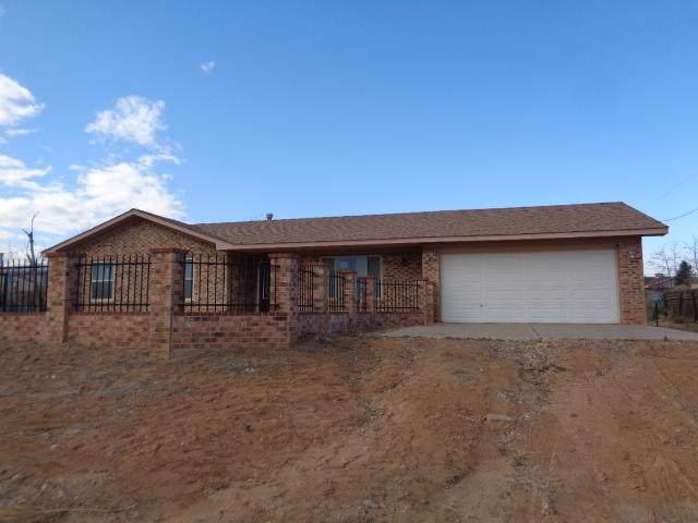 11 Cuatro Vientos, Belen, NM 87002 (MLS #960376) :: Campbell & Campbell Real Estate Services