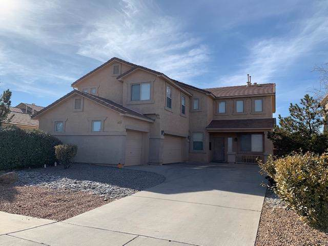 1548 Montiano Loop SE, Rio Rancho, NM 87124 (MLS #960757) :: Sandi Pressley Team
