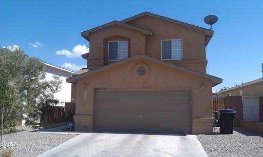 9108 London Avenue SW, Albuquerque, NM 87121 (MLS #960779) :: The Bigelow Team / Red Fox Realty