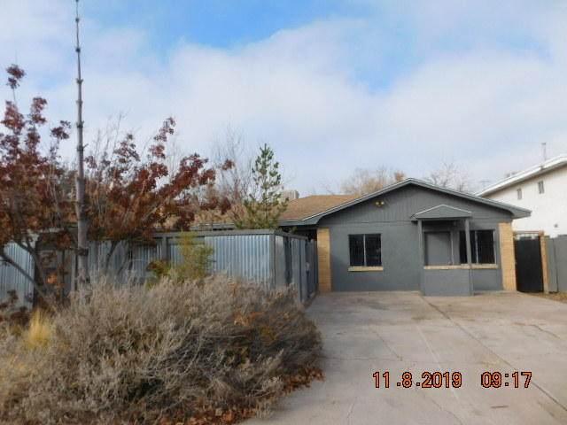 421 Graceland Drive SE, Albuquerque, NM 87108 (MLS #961836) :: The Buchman Group