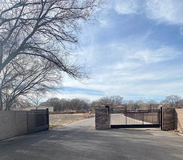 Tierra Del Oro SW, Albuquerque, NM 87105 (MLS #962109) :: The Buchman Group