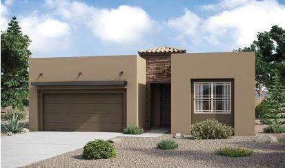 2101 Roll Cloud Drive NW, Albuquerque, NM 87120 (MLS #962470) :: The Buchman Group
