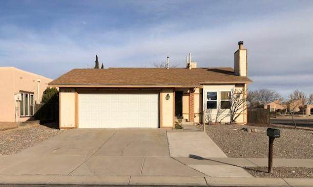 5100 Gaviota NW, Albuquerque, NM 87120 (MLS #962524) :: Campbell & Campbell Real Estate Services