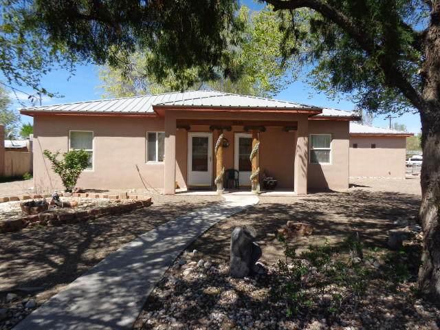 3635 Rio Grande Boulevard NW, Albuquerque, NM 87107 (MLS #962536) :: Silesha & Company