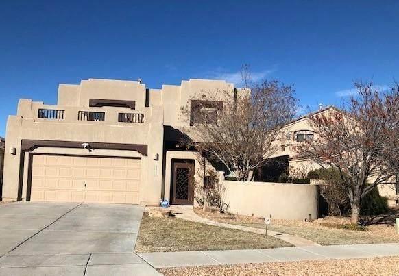 3805 Alamogordo Drive NW, Albuquerque, NM 87120 (MLS #962554) :: Silesha & Company