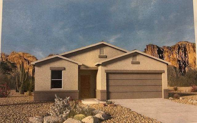 51 Hermanos Loop, Los Lunas, NM 87031 (MLS #962948) :: The Buchman Group