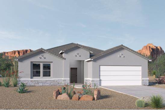 6119 Goldseal Court NW, Albuquerque, NM 87120 (MLS #963412) :: The Bigelow Team / Red Fox Realty