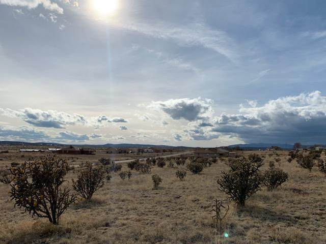 17 Halfmoon Road, Edgewood, NM 87015 (MLS #964217) :: Campbell & Campbell Real Estate Services