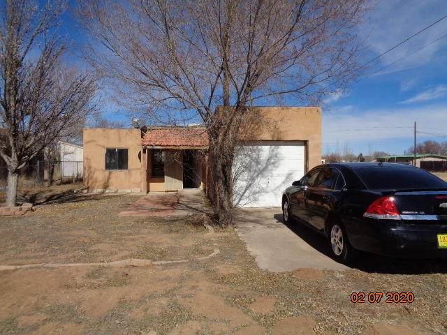 121 Link Avenue, Moriarty, NM 87035 (MLS #964220) :: Campbell & Campbell Real Estate Services