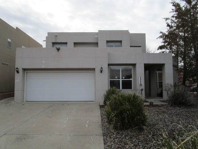 4408 Boton De Oro Road NW, Albuquerque, NM 87114 (MLS #964331) :: The Buchman Group