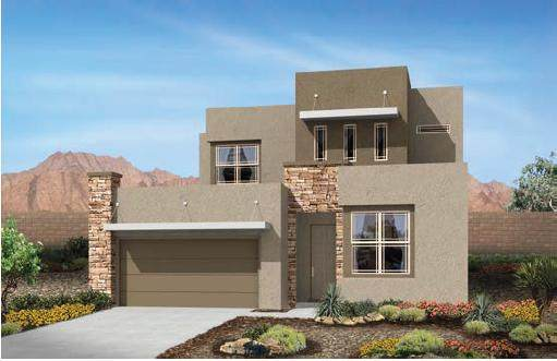 8408 Camino Del Venado NW, Albuquerque, NM 87120 (MLS #964497) :: The Buchman Group