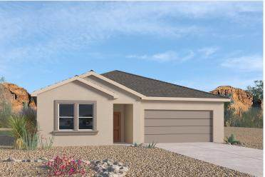 8609 Downburst Avenue NW, Albuquerque, NM 87120 (MLS #964860) :: The Buchman Group