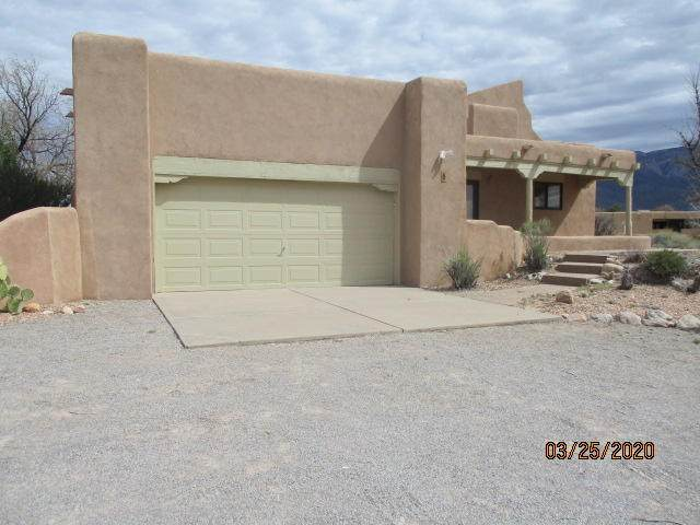 6 Norte Trail Court, Placitas, NM 87043 (MLS #965300) :: Campbell & Campbell Real Estate Services
