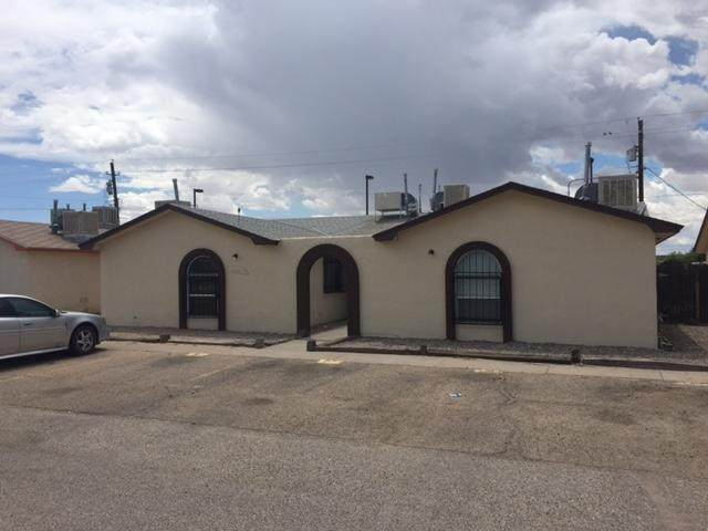 3613 Yucca Drive NW, Albuquerque, NM 87120 (MLS #965362) :: The Buchman Group
