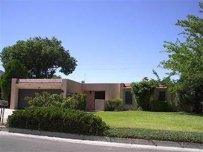 816 Rio Arriba Avenue SE, Albuquerque, NM 87123 (MLS #965410) :: Sandi Pressley Team