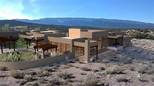 Lot 71 Creekside Trail, Sandia Park, NM 87047 (MLS #965501) :: Sandi Pressley Team
