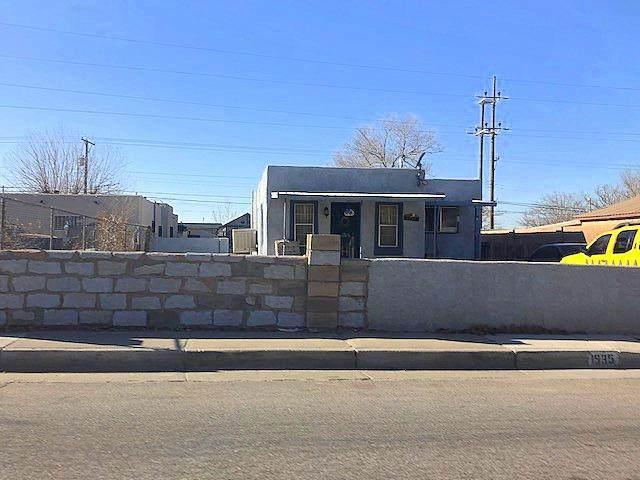 1935 Arno Street SE, Albuquerque, NM 87102 (MLS #965540) :: Campbell & Campbell Real Estate Services