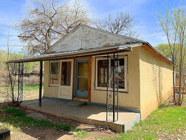 788 New Mexico State Road 22, Pena Blanca, NM 87041 (MLS #965672) :: The Buchman Group