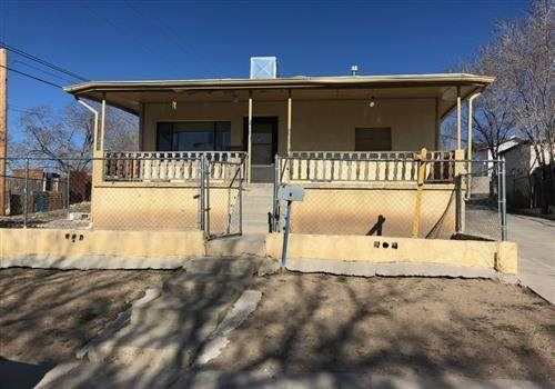 707 S 8th Street, Gallup, NM 87301 (MLS #966749) :: The Buchman Group