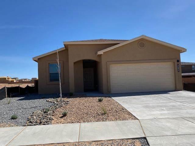 2692 Camino Plato Loop NE, Rio Rancho, NM 87144 (MLS #967068) :: The Buchman Group