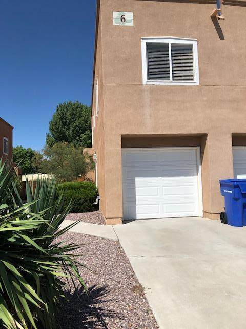 1011 Mineral Way #1, Socorro, NM 87801 (MLS #968242) :: The Bigelow Team / Red Fox Realty